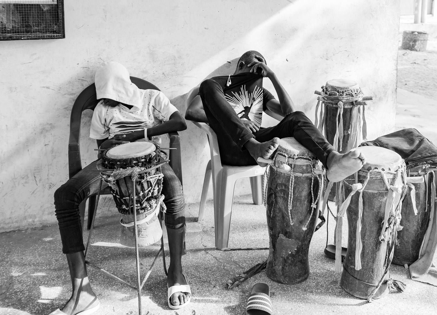 Drummers, Thies-Senegal
