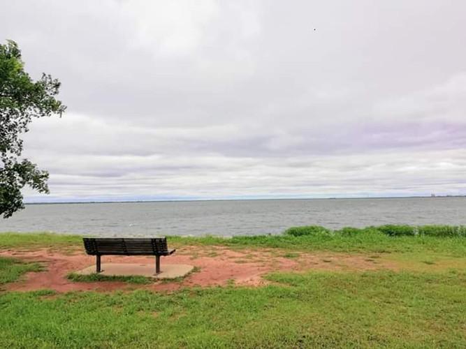 Lake Hefner, Oklahoma