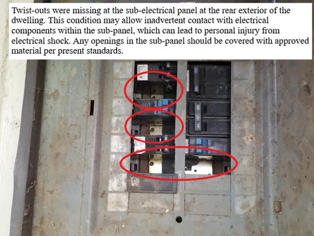 A Simple Fix for An Electrifying Situation - Stay Safe!