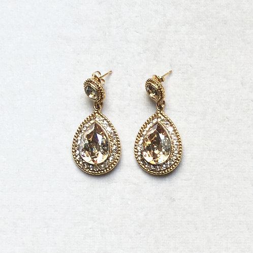 Boucles d'oreilles ODE 35 D/Golden