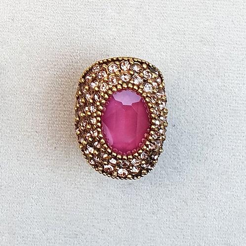 Bague TTB 603 D/Peony Pink