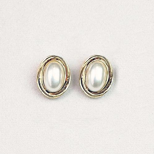 Boucles d'oreilles FAST 2 D/Perle