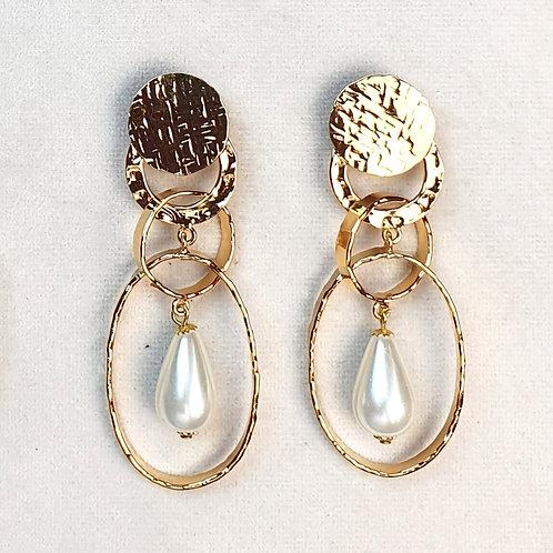 Boucles d'oreilles ART 0267P
