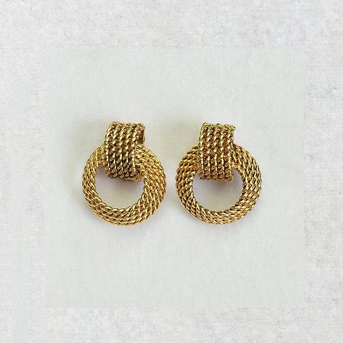 Boucles d'oreilles ART 729 Doré
