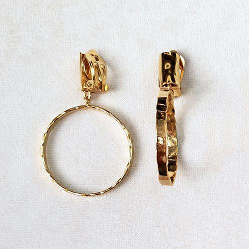 Boucles d'oreilles ART 0270 Doré