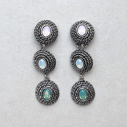 Boucles d'oreilles ELO 30 A/Multi Opal