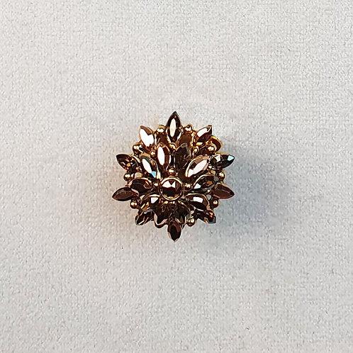 Bague PAM 601 D/Metallic Gold