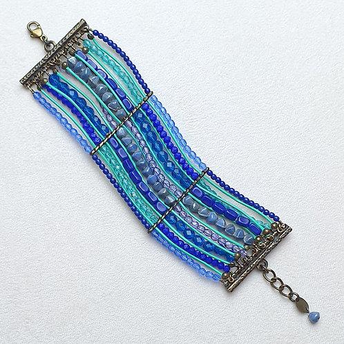 Bracelet LEA 102 B/Capri Blue