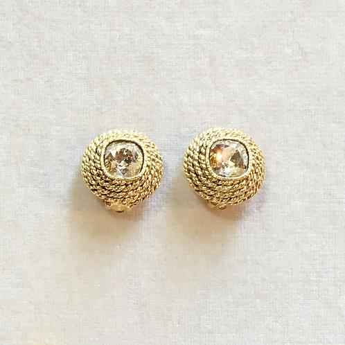 Boucles d'oreilles ELO 3 D/Golden