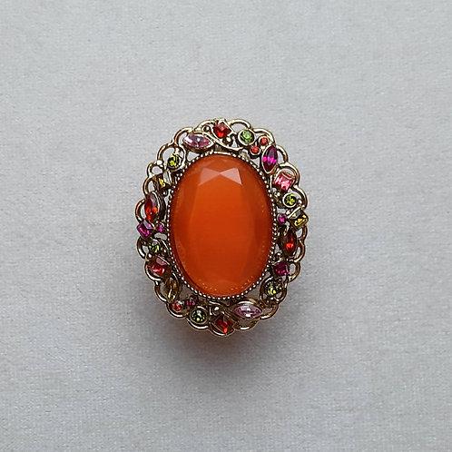 Bague KIF 604 D/Orange