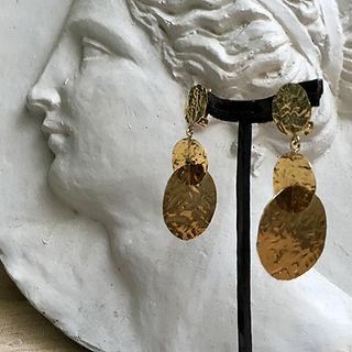 POGGI, Earrings Art