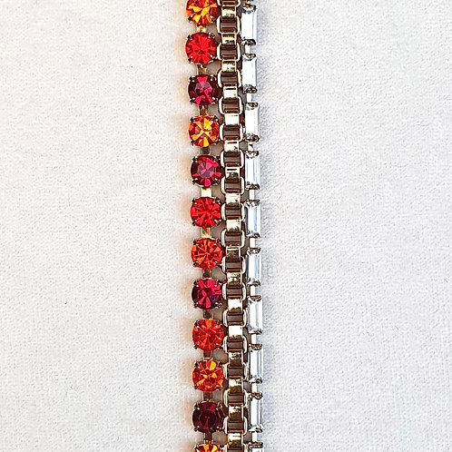 Bracelet ART B365 D/Multi Orange
