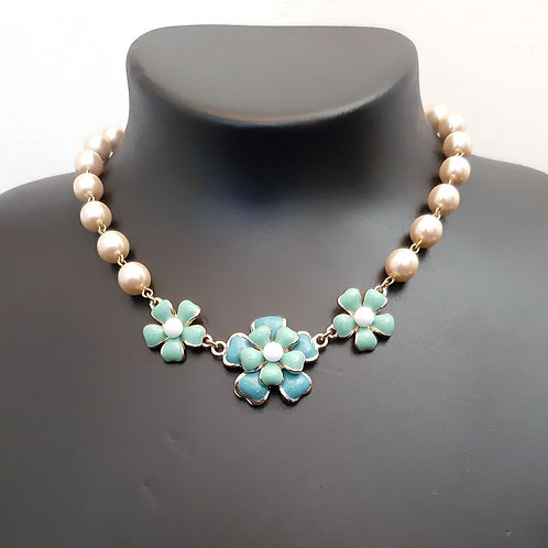 Collier FIO 207 D/Turquoise