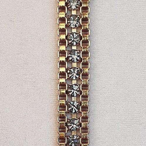 Bracelet ART B344 D/Gris