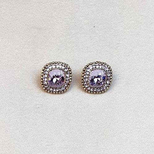 Boucles d'oreilles ODE 2 D/Rosaline