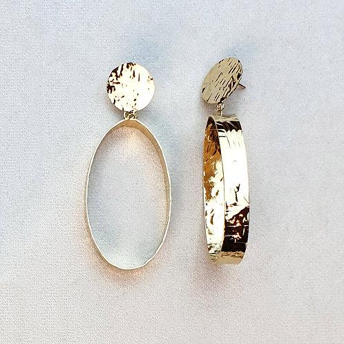 Boucles d'oreilles ART 0282 Doré