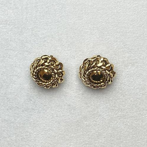 Boucles d'oreilles ART 707 Doré