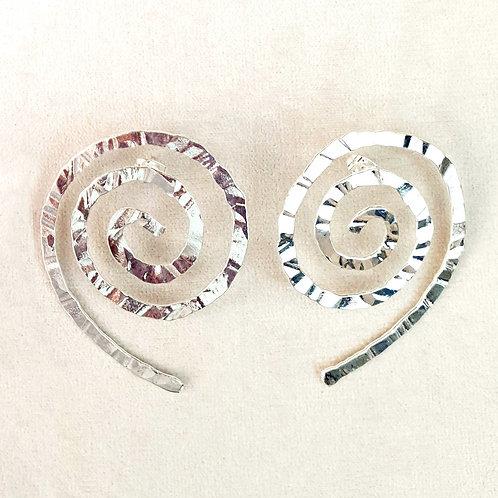 Boucles d'oreilles ART 0264 Argent