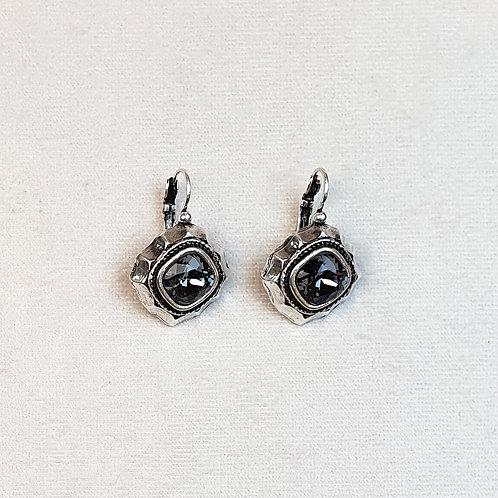 Boucles d'oreilles JOA 20 A/Gris