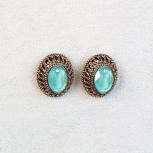Boucles d'oreilles GLAM 50 D/Mint