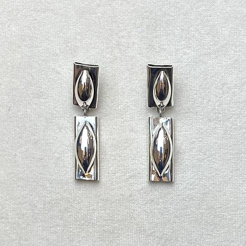 Boucles d'oreilles ART 0229 Argent