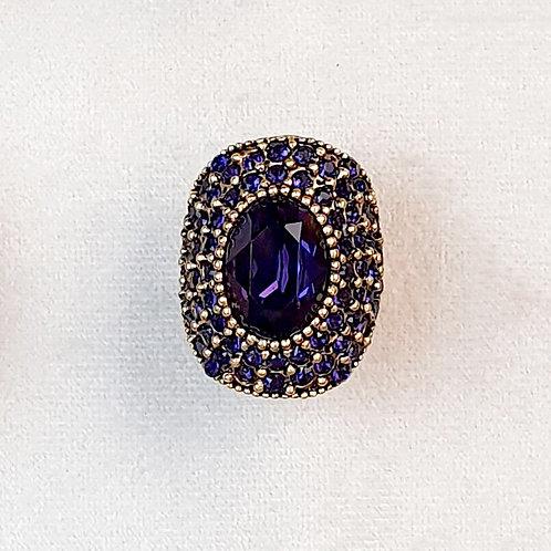 Bague TTB 603 D/Purple