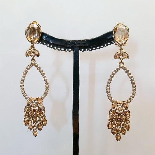 Boucles d'oreilles PAM 36 D/Golden