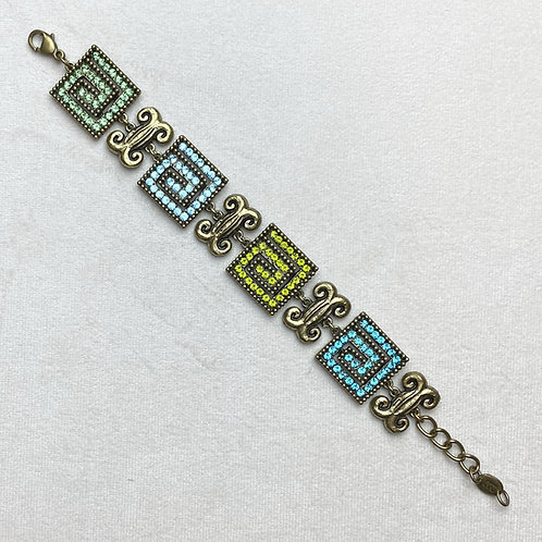 Bracelet REX 102 B/Multi Blue