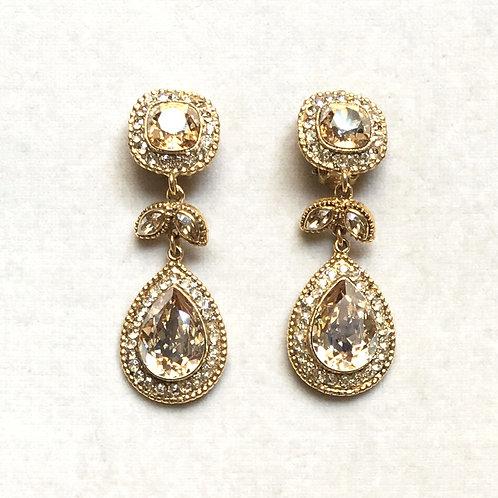 Boucles d'oreilles ODE 55 D/Golden