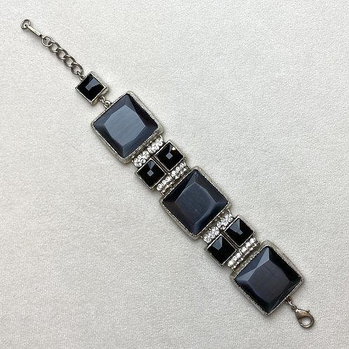 Bracelet DEC 104 A/Dark Grey