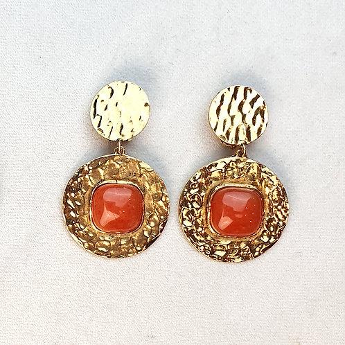 Boucles d'oreilles FAST 17 D/Terracotta
