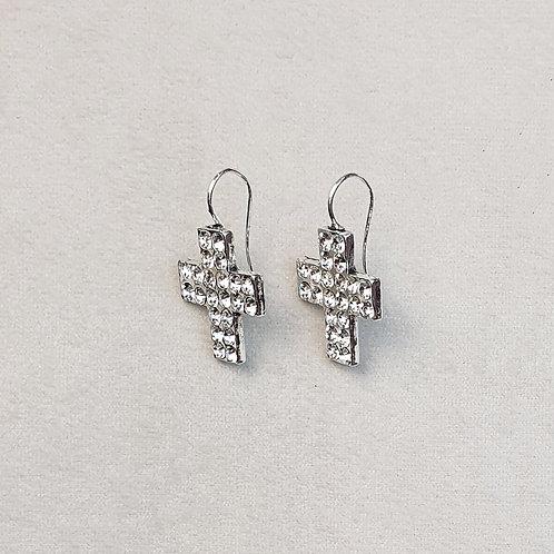 Boucles d'oreilles ART SR A/Cristal