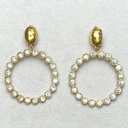 Boucles d'oreilles RAI 59 D/Cristal