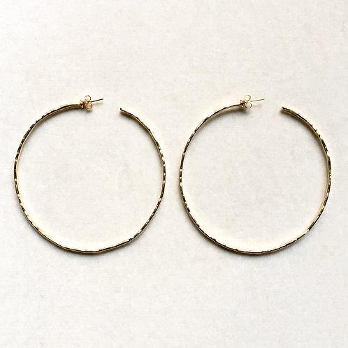 Boucles d'oreilles ART 0222 Doré