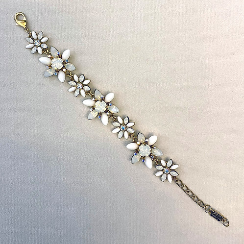 Bracelet SOY 102 D/Blanc
