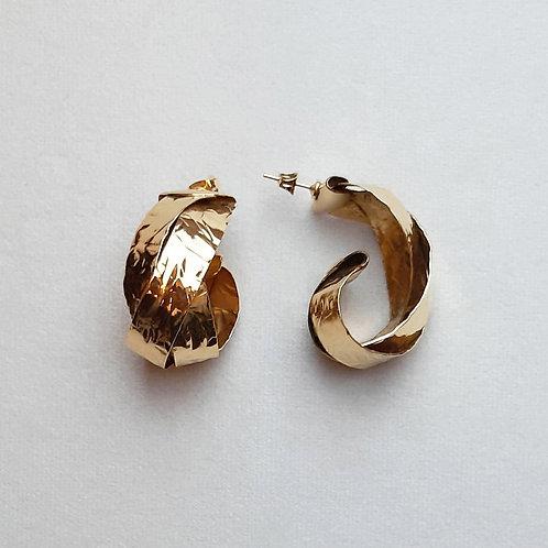 Boucles d'oreilles ART 0191 Doré