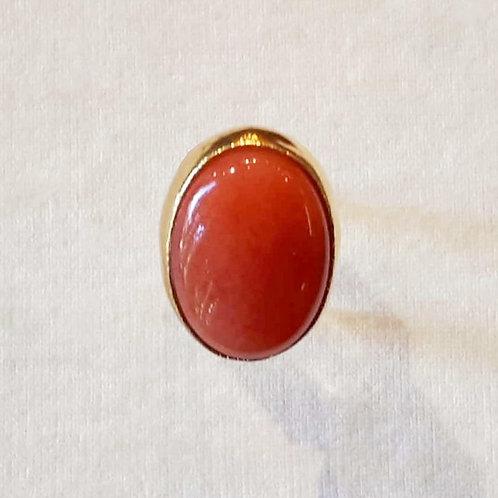 Bague MIS 625 D/Agate Rouge