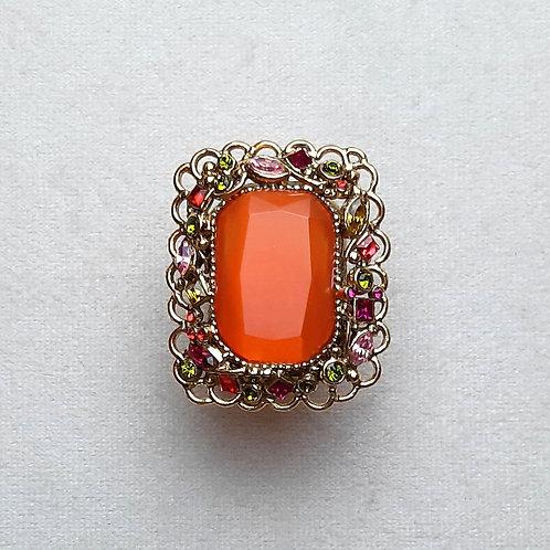 Bague KIF 606 D/Orange