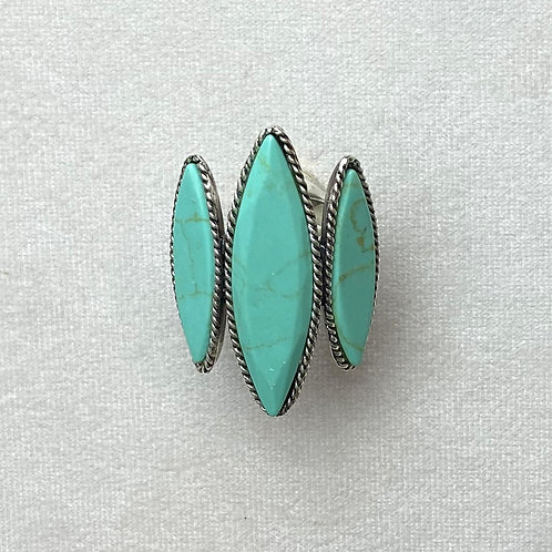 Bague ROK 630 A/Turquoise