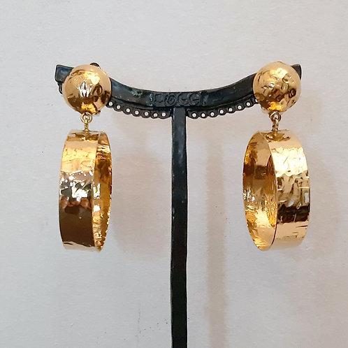 Boucles d'oreilles ART 0272 Doré