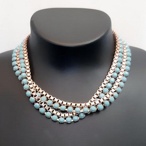 Collier  ART C398 R/Turquoise