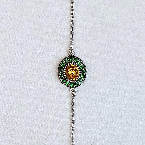 Bracelet HYP 102 A/Topaze