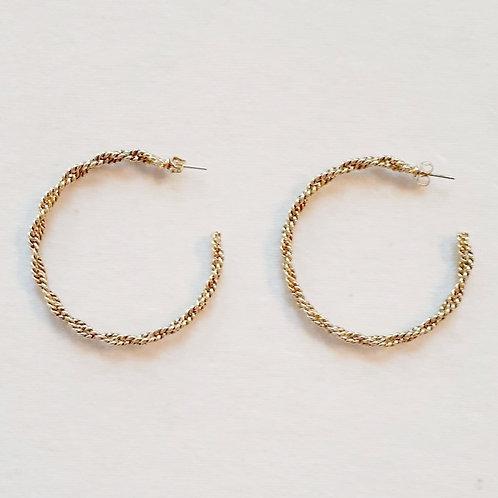 Boucles d'oreilles ART 0196 Doré