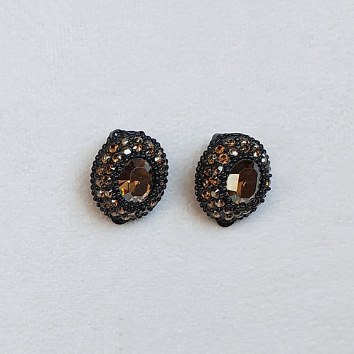 Boucles d'oreilles HYP 2 N/Bronze Shadow