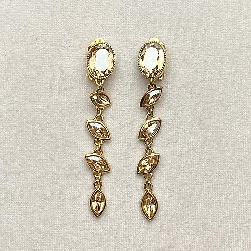 Boucles d'oreilles FAB 2 D/Golden