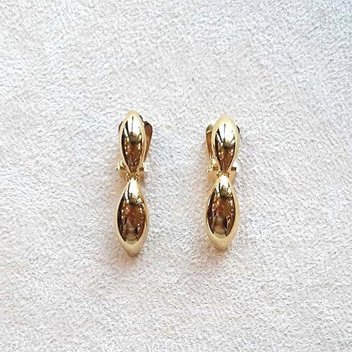 Boucles d'oreilles ART 0219 Doré