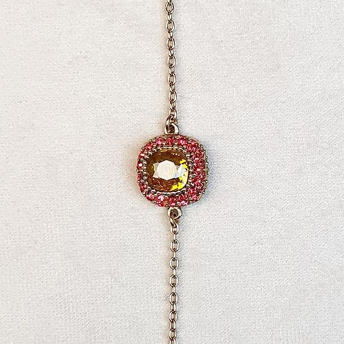 Bracelet HYP 100 D/Topaze