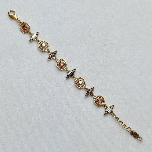 Bracelet GIN 102 D/Tangerine
