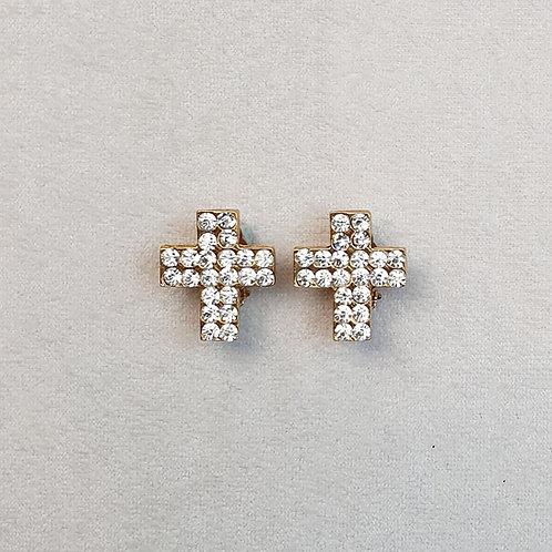 Boucles d'oreilles ART SR D/Cristal
