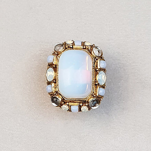 Bague MIS 603 D/White Opal